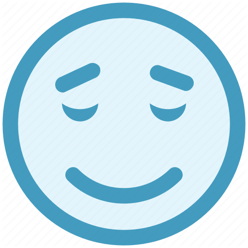 Emoticon, Expression, Face, Happy, Loved, Sadness, Smiley Icon