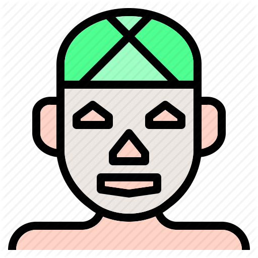 Beauty, Face, Facial, Mask, Relax, Spa, Treatment Icon