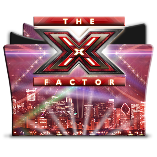 The X Factor Folder Icon