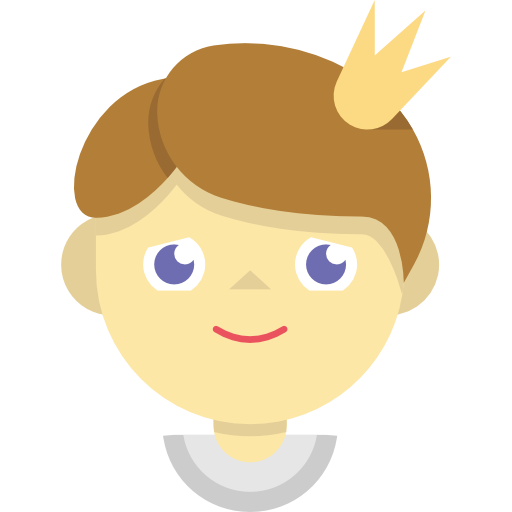 People Fairy Tales Elements Icon
