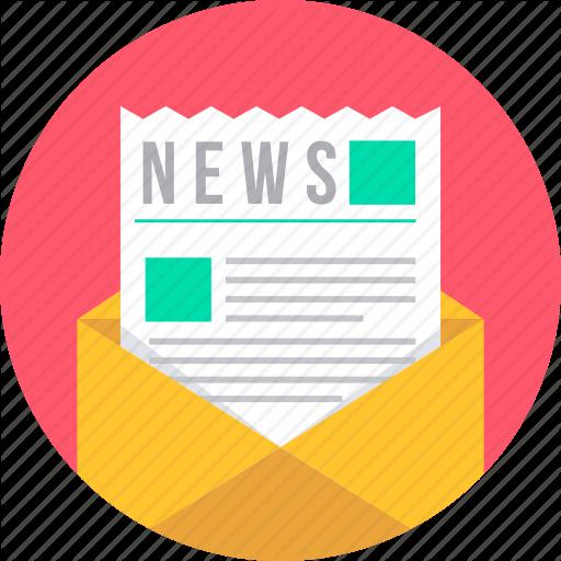 Communication, Email, Envelope, Media, News, Newsletter, Newspaper
