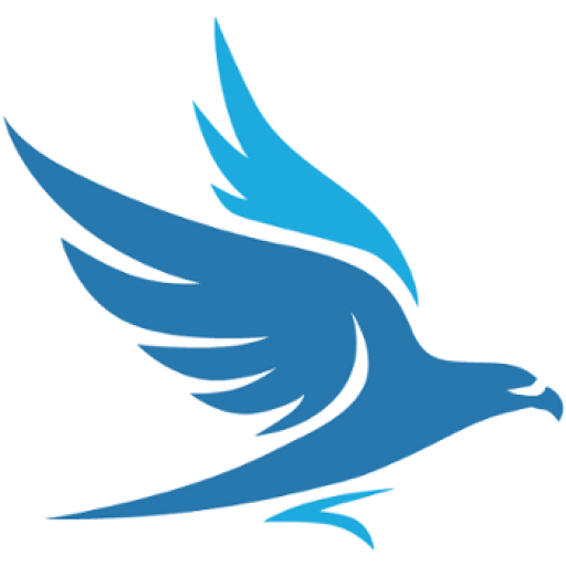 Cropped Icon Twitter Blue Falcon Publishing