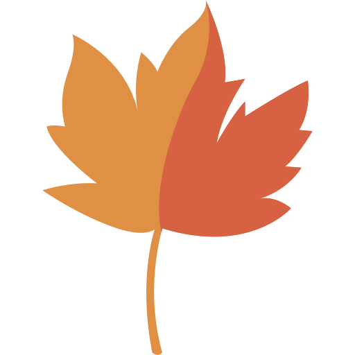 Falling, Leaves, Nature, Autumn, Leaf Icon