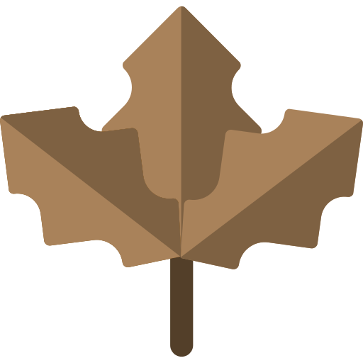 Oak Leaf Fall Png Icon