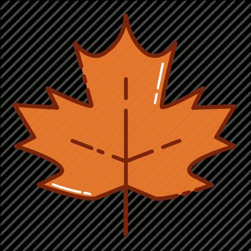 Autumn, Fall, Leaf, Maple Icon