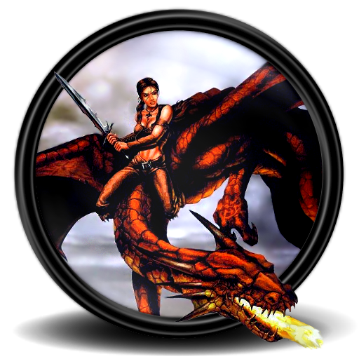 Drakan Order Of The Flame Icon Free Download As Png