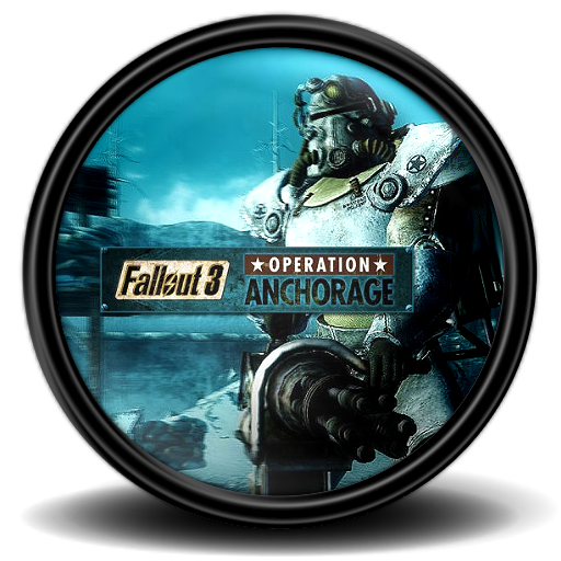 Fallout Operation Anchorage Icon Mega Games Pack Iconset