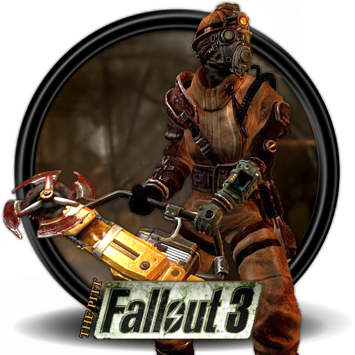 Fallout The Pitt Icon Free Download As Png And Formats