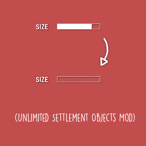 Unlimited Settlement Objects Mod Download