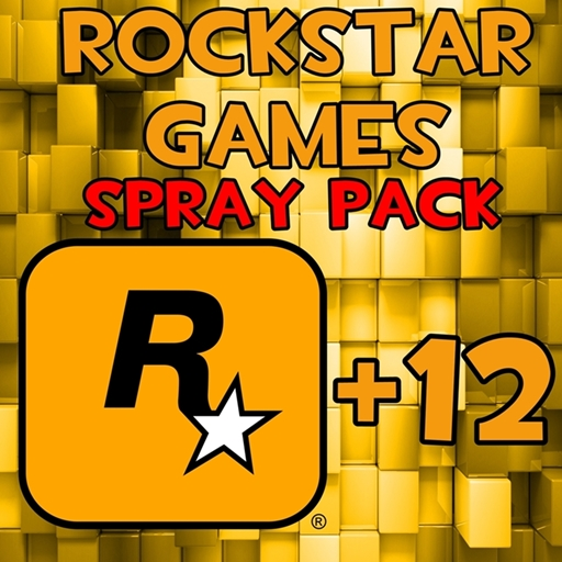 Rockstar Games Spray Pack Team Fortress Sprays