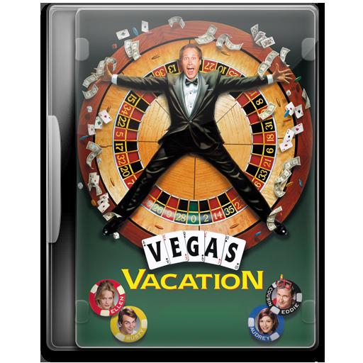 Vegas Vacation Icon Movie Mega Pack Iconset