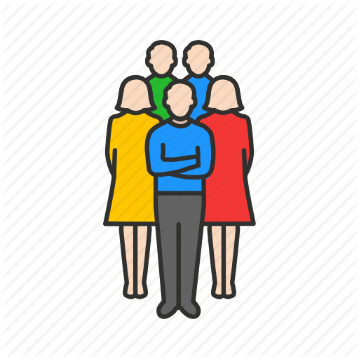 Family, Friends, Group, Users Icon