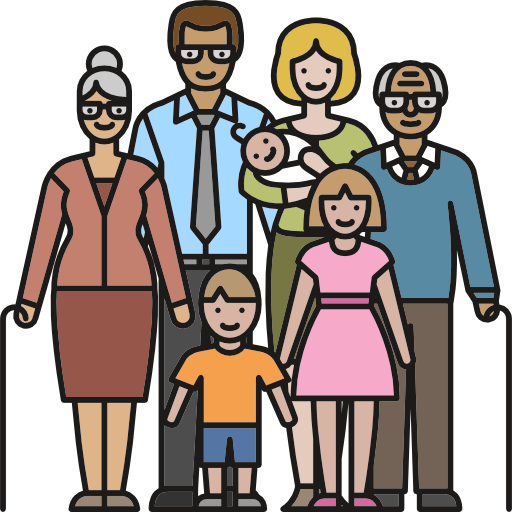 Family Icons Free Download