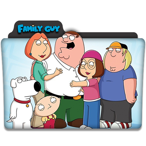Family Guy Tv Series Folder Icon