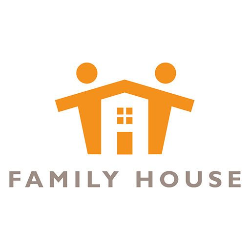 Cropped Family House Icon