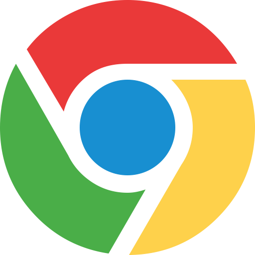 Chrome Browser New Icon Transparent Png