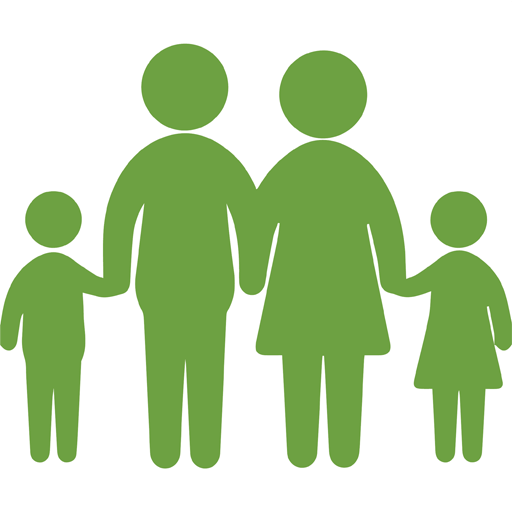 Family, Green, Text, Transparent Png Image Clipart Free Download
