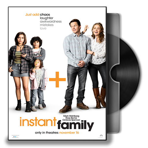 Instant Family Folder Icon