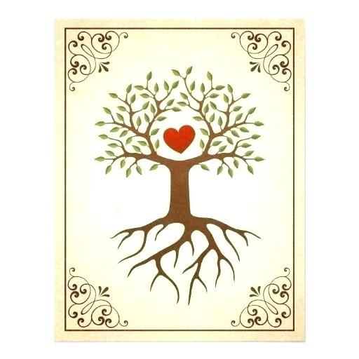 Family Reunion Tree Template