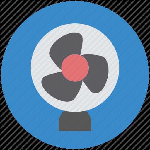 Air Fan, Electric Fan, Electronics, Fan, Table Fan Icon