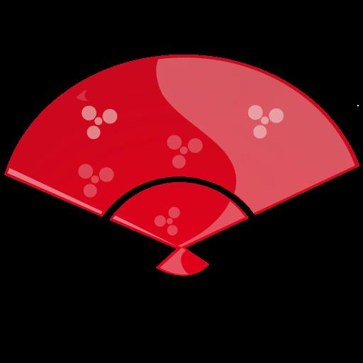 Fan, Red Icon