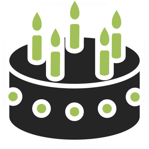 Fancy Cake Icon Iconexperience