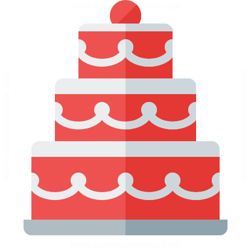 Iconexperience G Collection Fancy Cake Icon