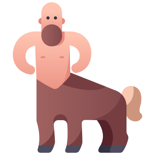 Centaur, Fantasy Icon Free Of Fantasy And Role Play Game