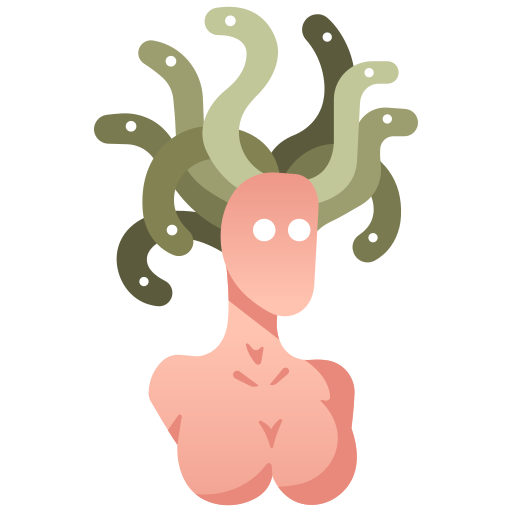 Medusa, Fantasy Icon Free Of Fantasy And Role Play Game