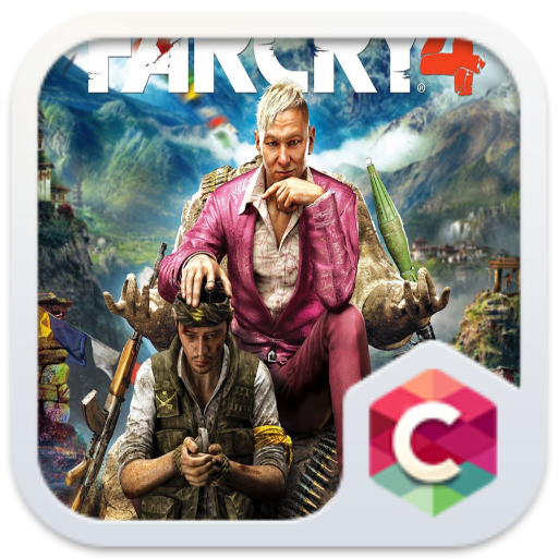 Far Cry Free Android Theme U Launcher