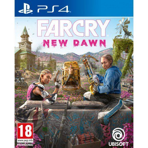 Far Cry New Dawn Xbox Delivered The Game