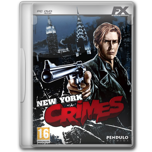 New York Crimes Icon