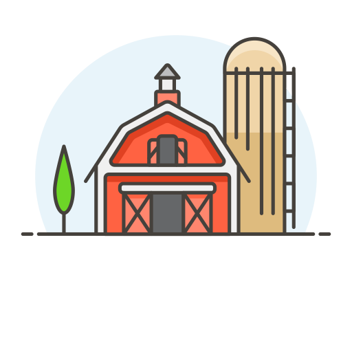 Farm Barn Icon Streamline Ux Free Iconset Streamline Icons
