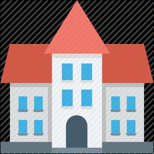 Building, Farmhouse, Home, House, Hut Icon