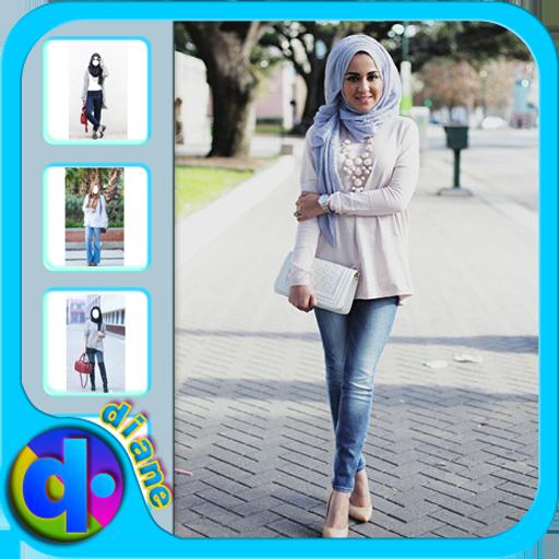 Hijab Jeans Fashion Latest Version Apk