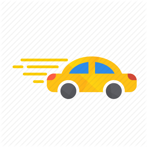 Autonomous, Car, Fast, Fast Car, Model, Self Drive, Speed Icon