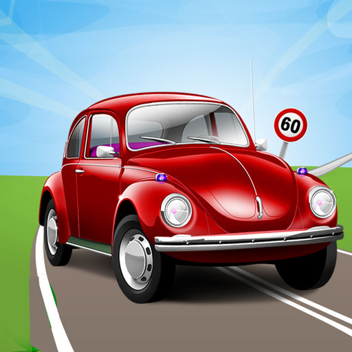 Fast Car Racing Driving Baby Free Game
