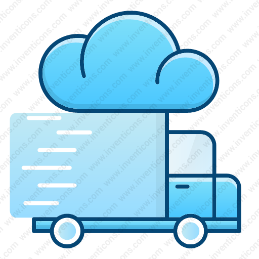 Download Delivery,fast Icon Inventicons