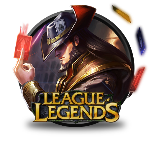 Twisted Fate Icon League Of Legends Iconset