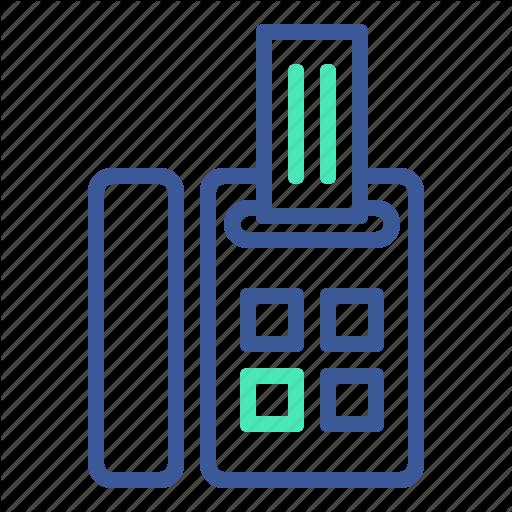 Corporate, Facsimile, Fax Icon