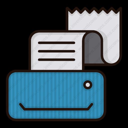 Download Fax Icon Inventicons