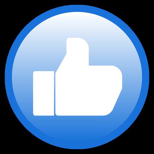 Facebook, Fb, Like Icon