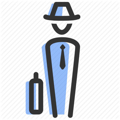 Agent, Businessman, Fbi, Human, Man, Profile, User Icon