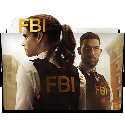 Fbi Tv Series Folder Icon