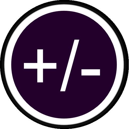 Accessories, Calculator, Icon Icon