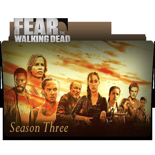 Fear The Walking Dead Serie Folder