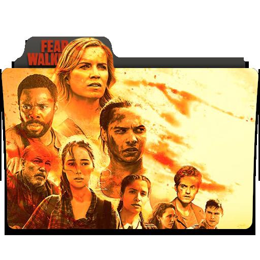 Fear The Walking Dead Series Folder
