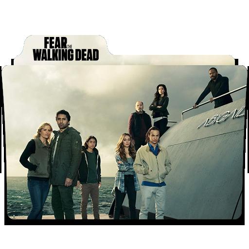 Fear The Walking Dead Folder Icon