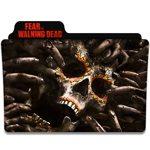 Fear The Walking Dead Folder Icon at GetDrawings com | Free