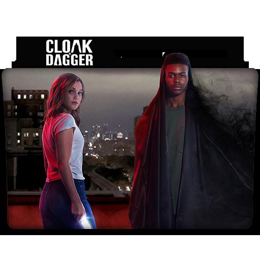 Icons Folder Icon, Cloak